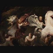 mujer maravilla caballos introduccion
