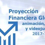 Proyección Financiera de la Industria de la Animación, VFX y Videojuegos 2017 ? 2023