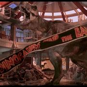 El icónico y memorable final de Jurassic Park
