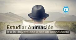 Estudiar Animación: ¿Ir a la Universidad o Ser Autodidacta?