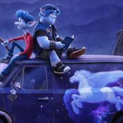Onward, la próxima película del estudio Pixar