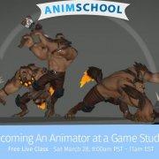 Curso Gratuito sobre Animacion para Videojuegos