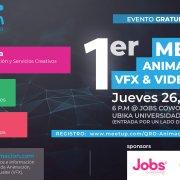 1er Meetup de Animación en Querétaro, México