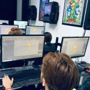 Clases en diseño, desarrollo y producción de videojuegos