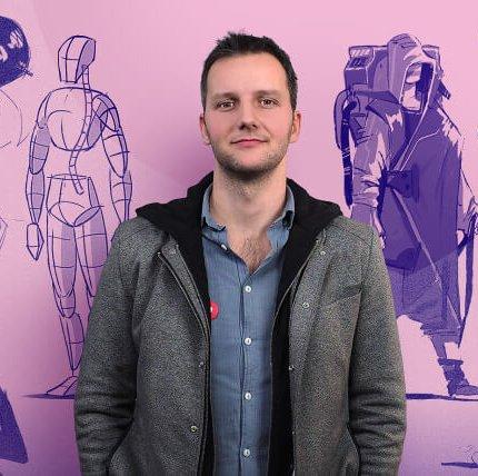 Introducción al Diseño de Personajes para Animación y Videojuegos