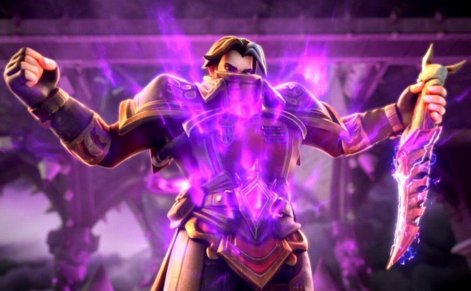 Exodo Animation Studios - Paladin