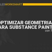 optimizar_geometria para substance painter
