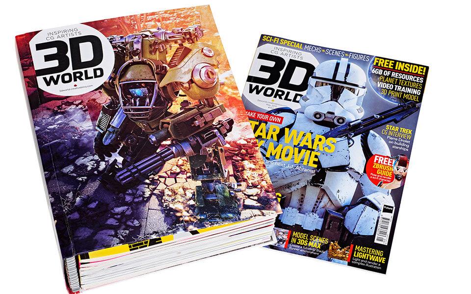 3D World - Future Publishing