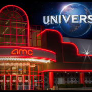 AMC Theaters amenaza a Universal después de estrenos digitales