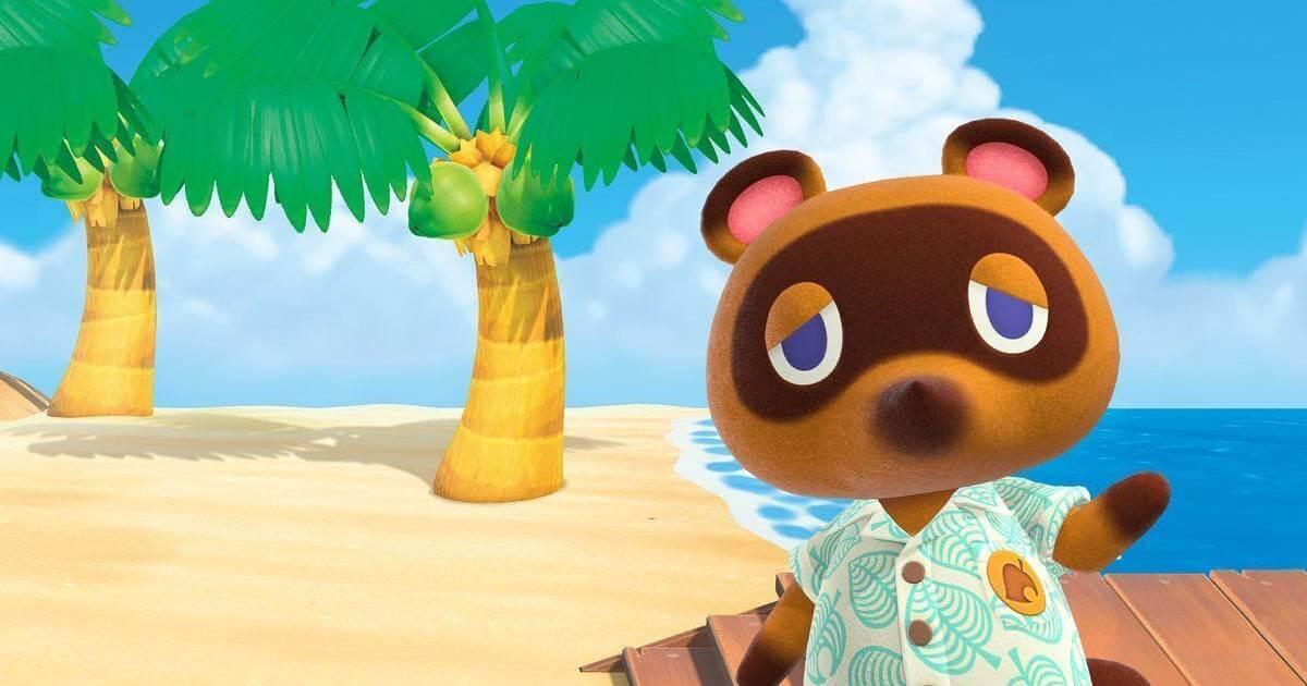 Tom Nook regresa en Animal Crossing: New Horizons