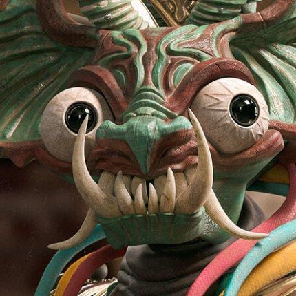 Introducción al 3D: Modelado de criaturas