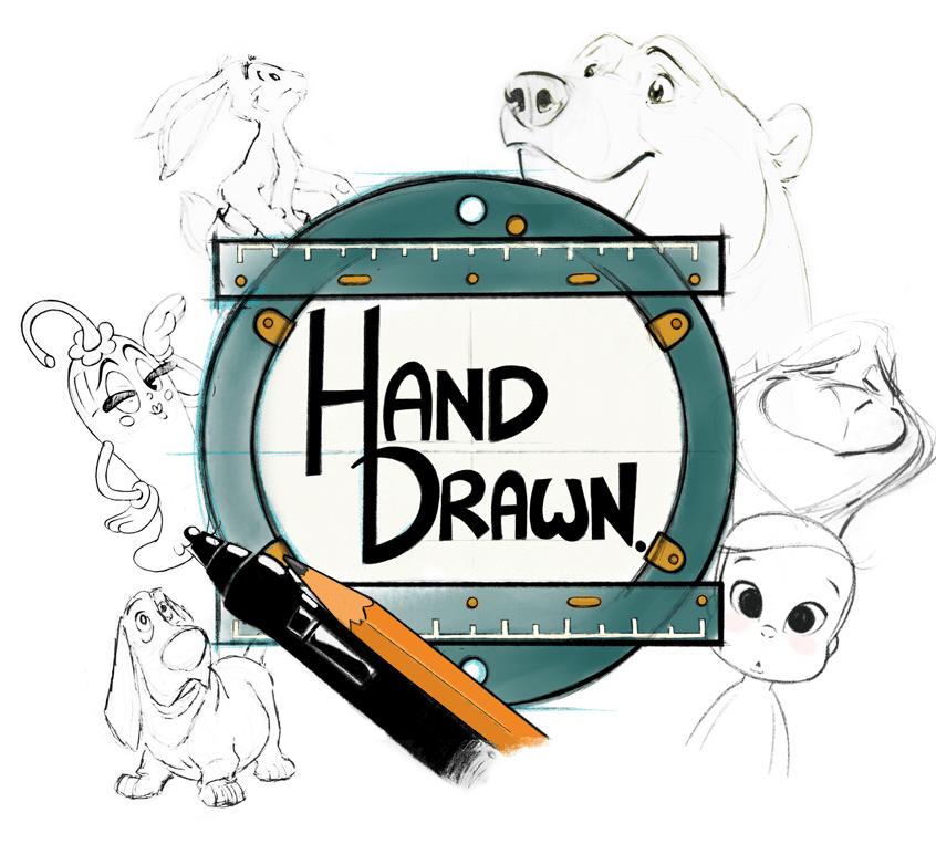 Hand Drawn Documental
