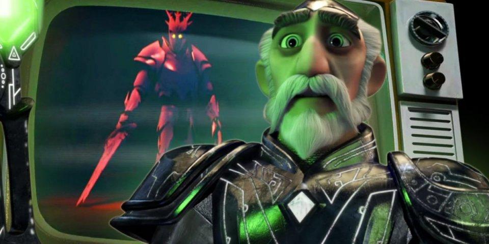 Guillermo del Toro estrena nueva serie en Netflix