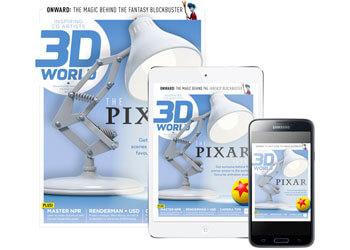 3D World - Pixar