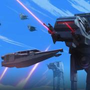 Cortometrajes Animados de Star Wars