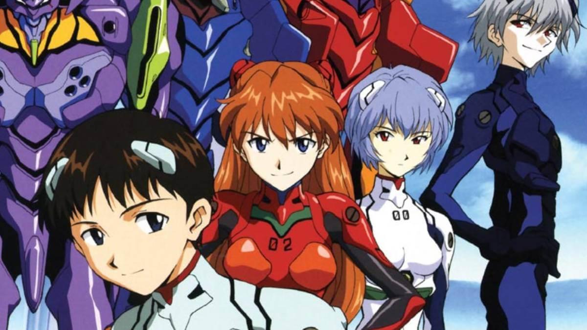 Evangelion, una de las series más exitosas de la animación japonesa