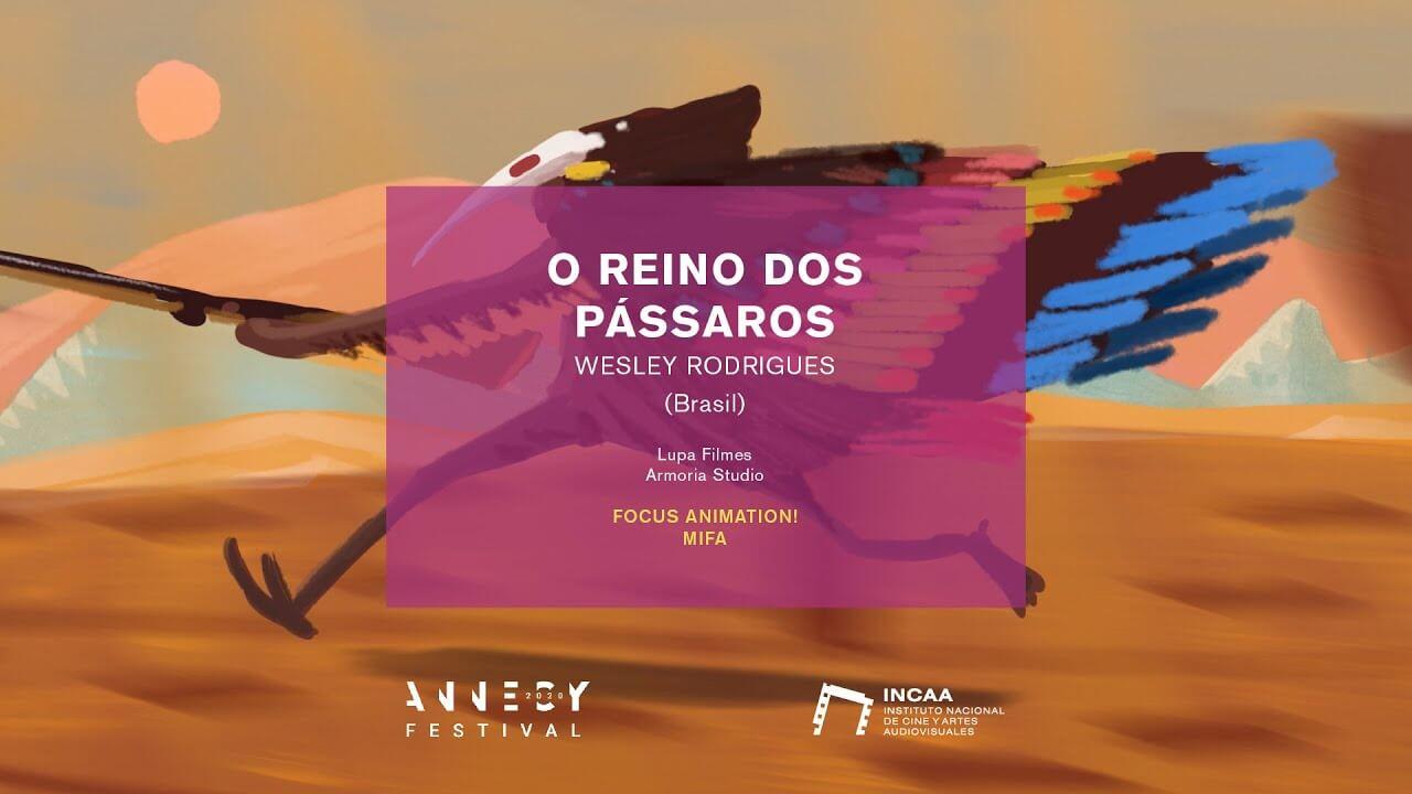 Liga Iberoamericana de Animación Presente en el Festival de Animación Annecy