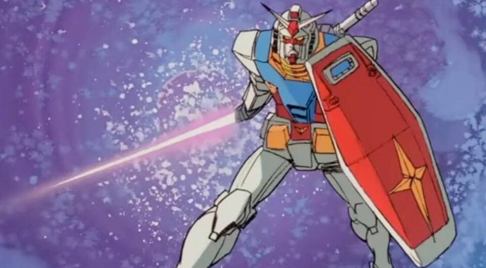 Gundam fue uno de los primeros anime mecha en la historia de la animación japonesa