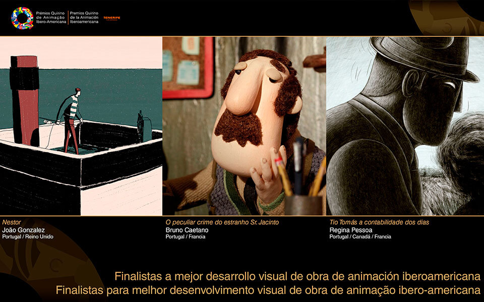 Premios Quirino - Mejor Desarrollo Visual