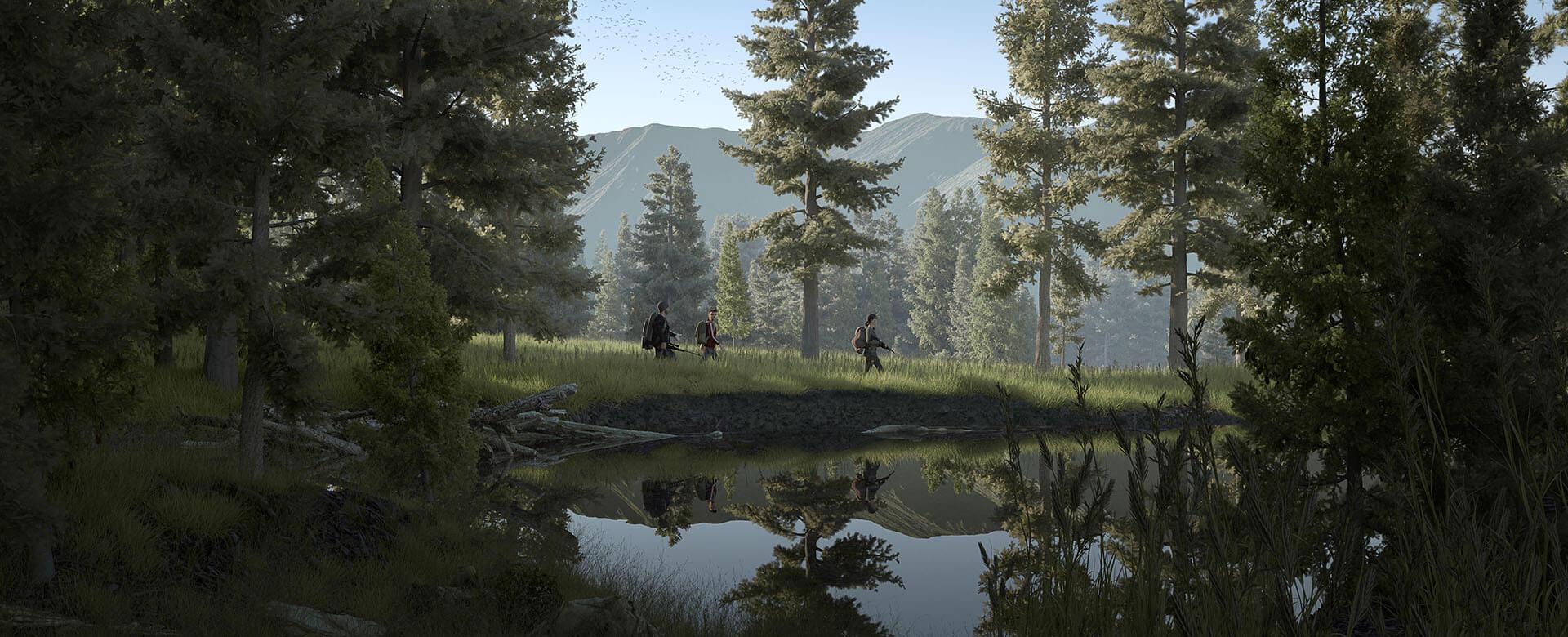 Sergio Castañeda trabajó como Concept Artist en Last of Us 2