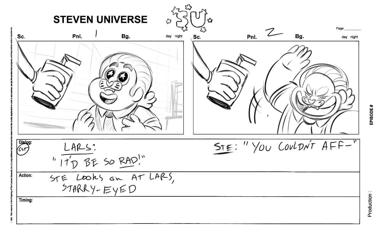 Masterclass de storyboard en el Festival de Animación Annecy