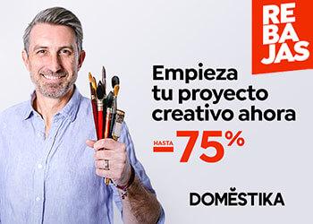 Domestika - 75% de Descuento