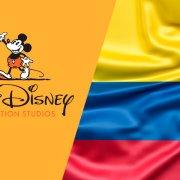 Película Animada de Walt Disney Animation Studios Ambientada en Colombia