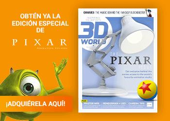 Edición de Pixar de 3DWorld